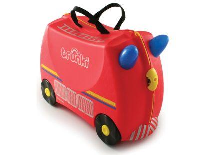 Trunki Kufřík odrážedlo hasičský vůz Freddie