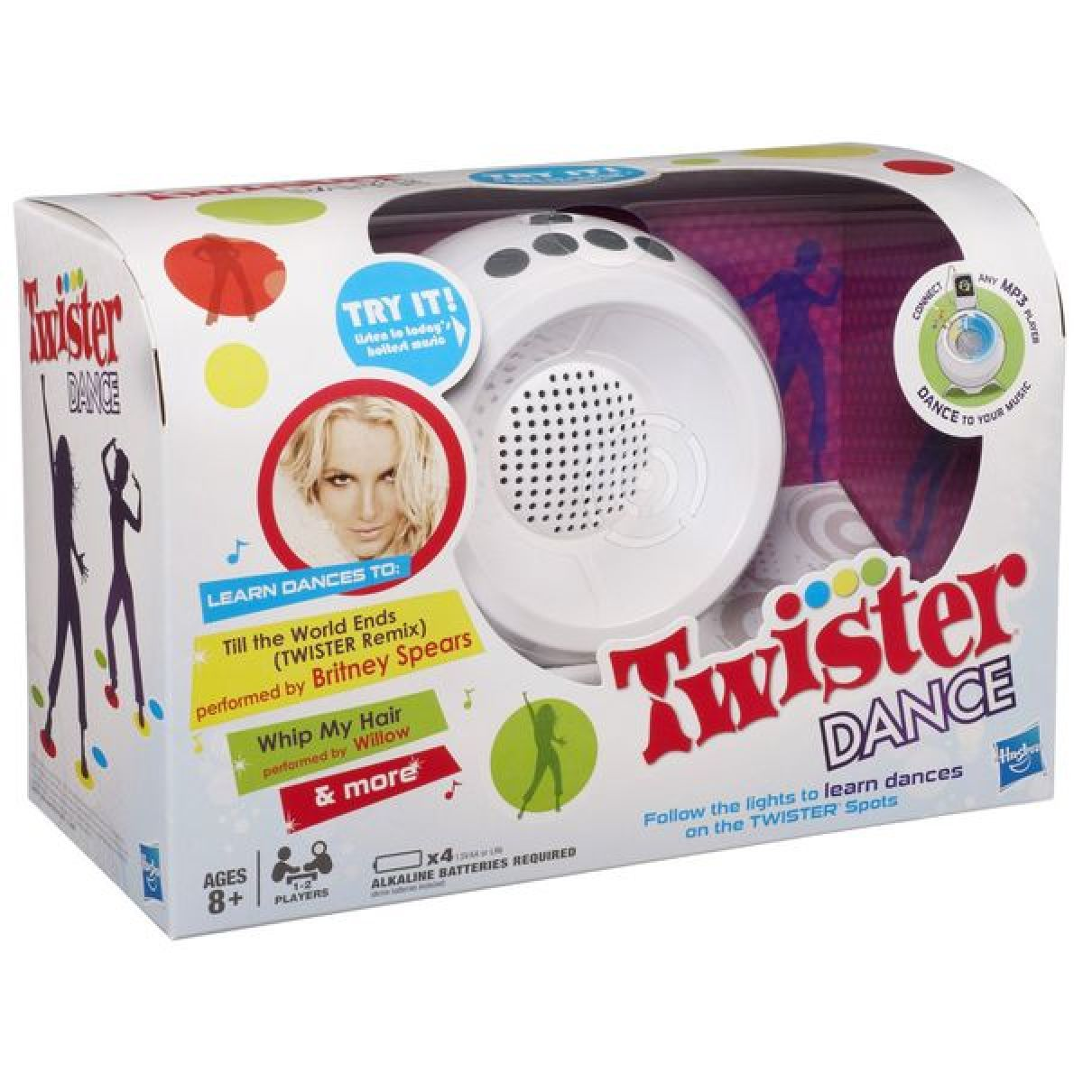 Twister Dance Hasbro 98830