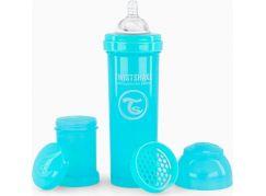 Twistshake Kojenecká láhev Anti-Colic 330 ml pastelově modrá