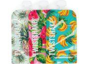 Twistshake plnitelná kapsička 220ml Fruit 3 ks