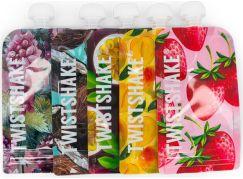 Twistshake plnitelná kapsička 220ml Fruit 5 ks
