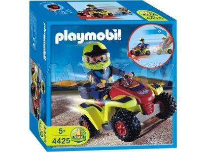 Čtyřkolka-Racer Playmobil