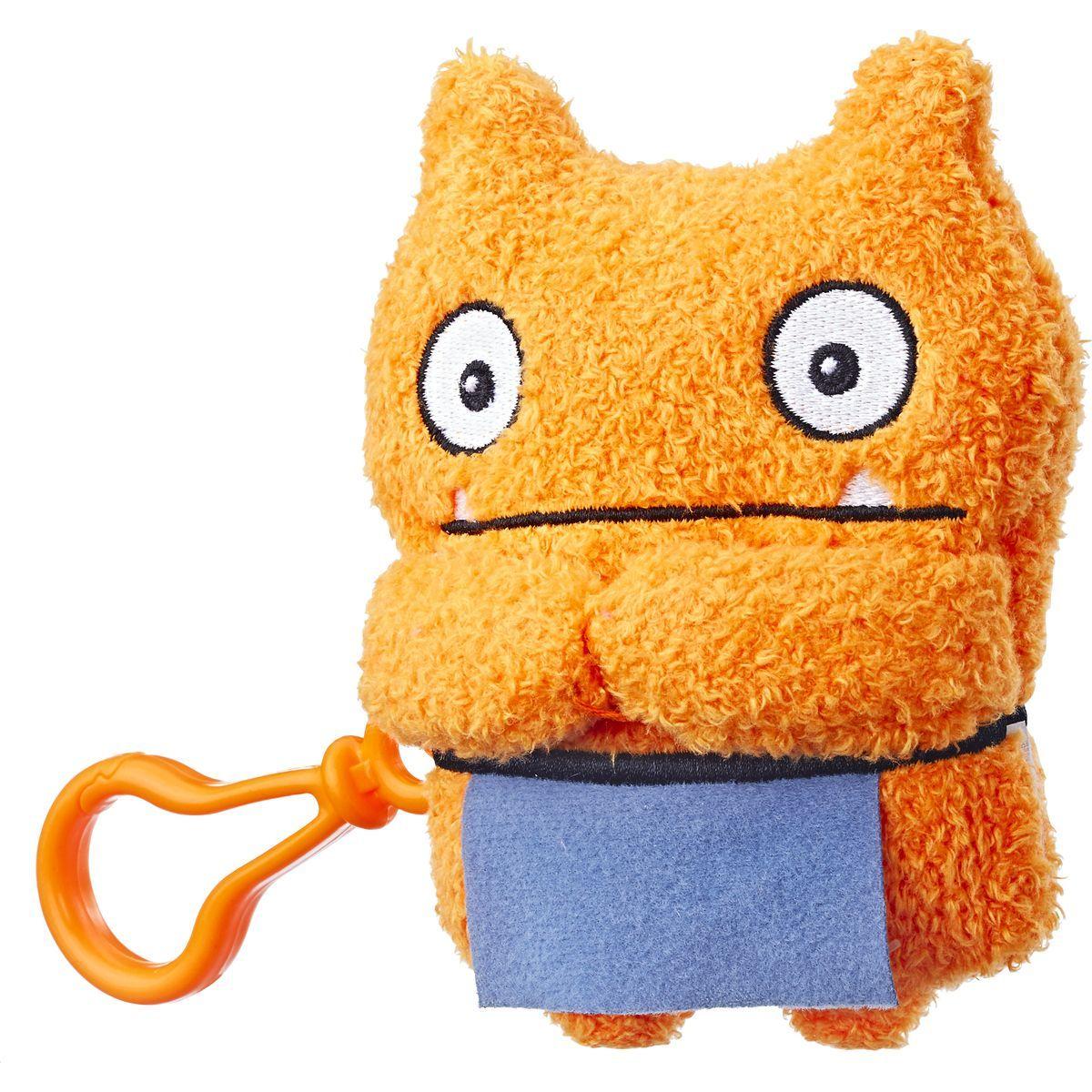 Uglydolls Plyšový přívěsek oranžový Wage 12 cm