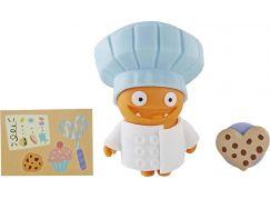 Uglydolls Sběratelská figurka Savvy Chef Wage Modrá čepice