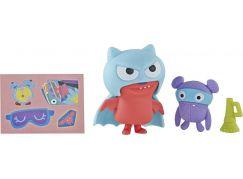 Uglydolls Sběratelská figurka Super Lucky Bat
