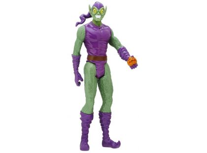 Ultimate Spider-Man Sinister 6 Záporná postava 30 cm - Green Goblin