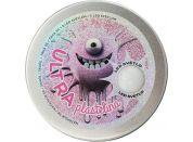 Ultra Plastelína 80g s led světlem růžová