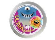 Ultra Plastelína 80g UV modrá