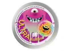Ultra Plastelína 80g UV růžová - Poškozený obal