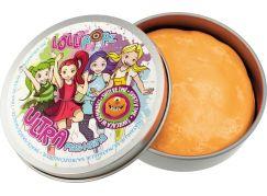 Ultra Plastelína Lollipopz, svítící ve tmě, 50 g oranžová