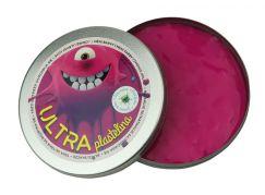 Ultra Plastelína Měnící 80g - Růžová