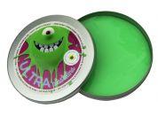 Ultra Plastelína Svítící 80g - Zelená