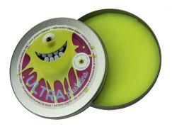 Ultra Plastelína Svítící 80g - Žlutá - Poškozený obal