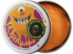 Ultra Plastelína Svítící 80g Oranžová