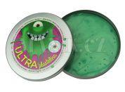 Ultra Plastelína Metalická 80g - Zelená