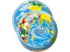 Unice Míč Mapa světa 23 cm