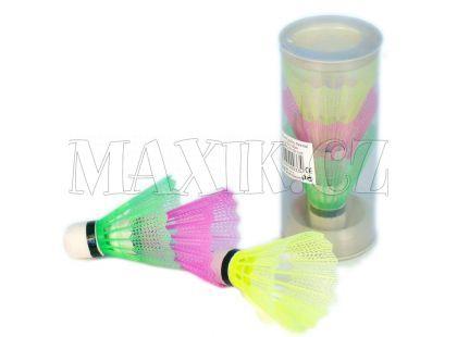 Unison Badmintonové míčky barevné 3ks