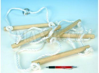Unison Žebřík šplhací provazový