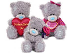 Valentýn s medvídkem Tatty Teddy