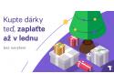 Vánoce bez starostí - nakupte teď a zaplaťte až po Vánocích