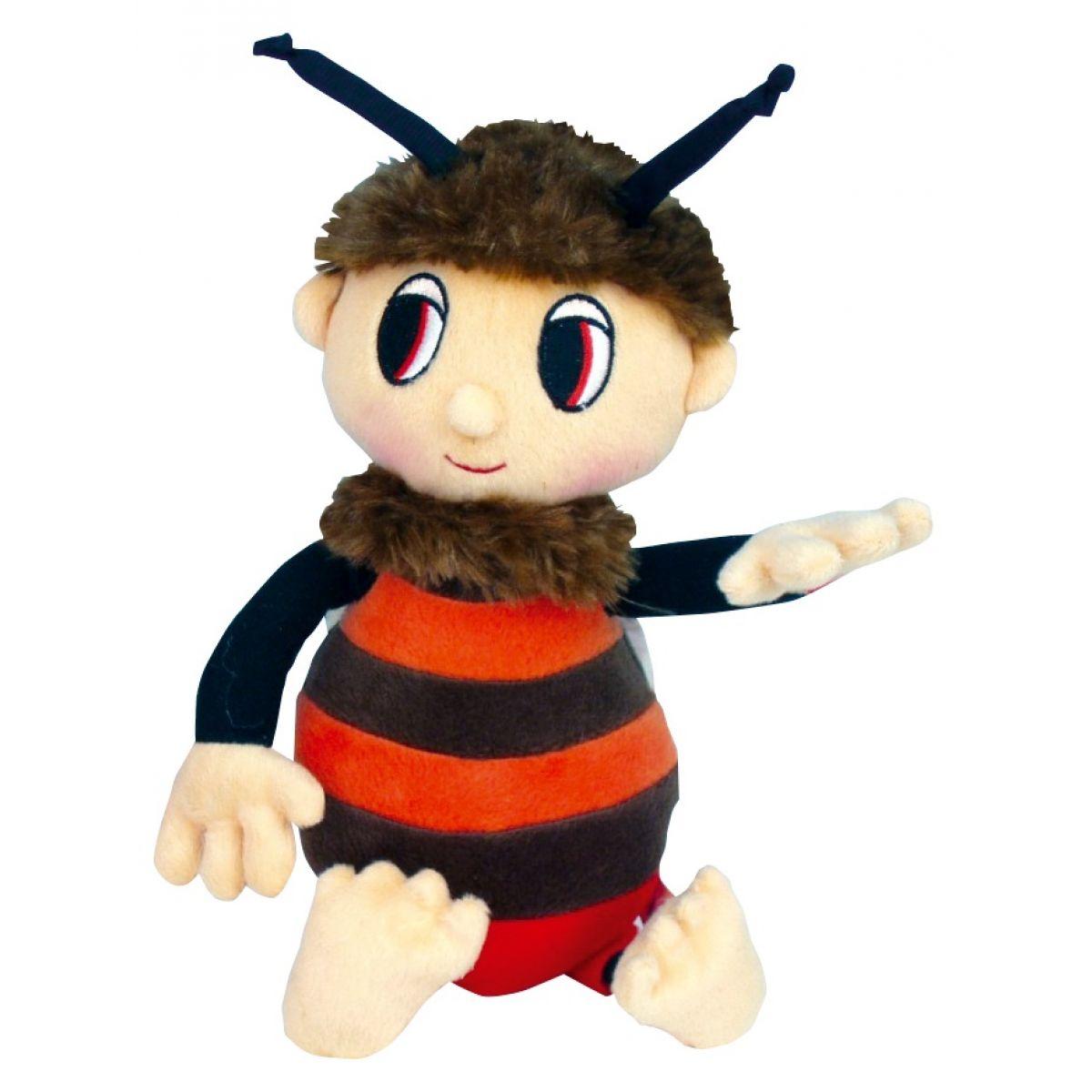 Včelí medvídci Brumda plyšový zpívající 29cm