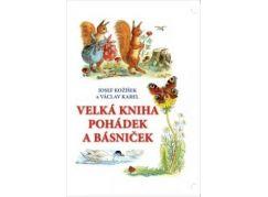 Velká kniha pohádek a básniček