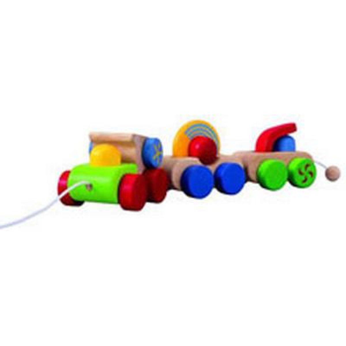 Veselý vláček Plan Toys