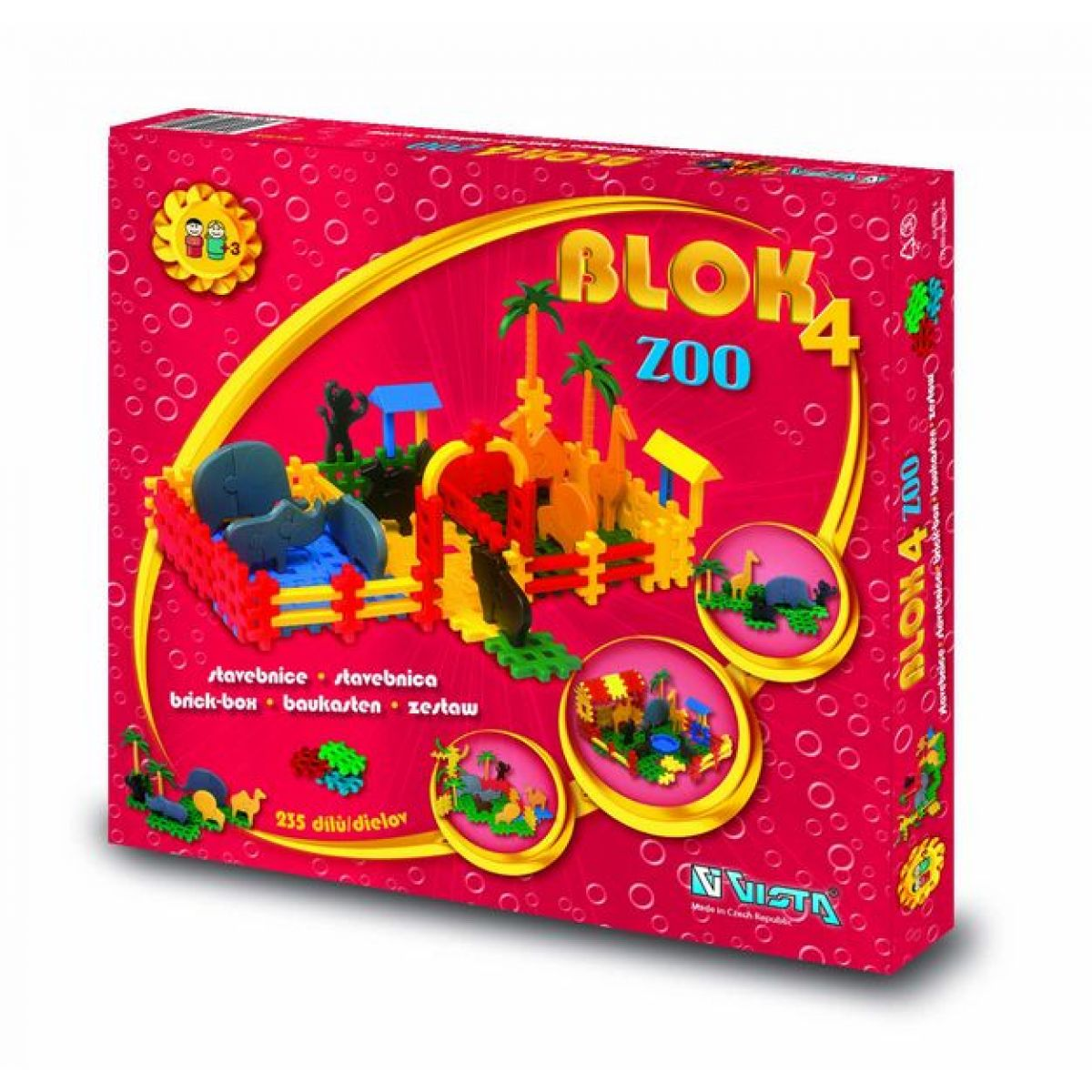 Vista Blok&Blok 4 - Zoo