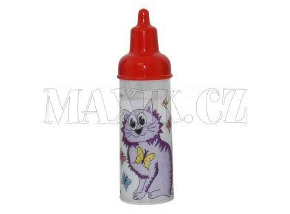 Vista Kojenecká lahvička s mlékem - Kočka