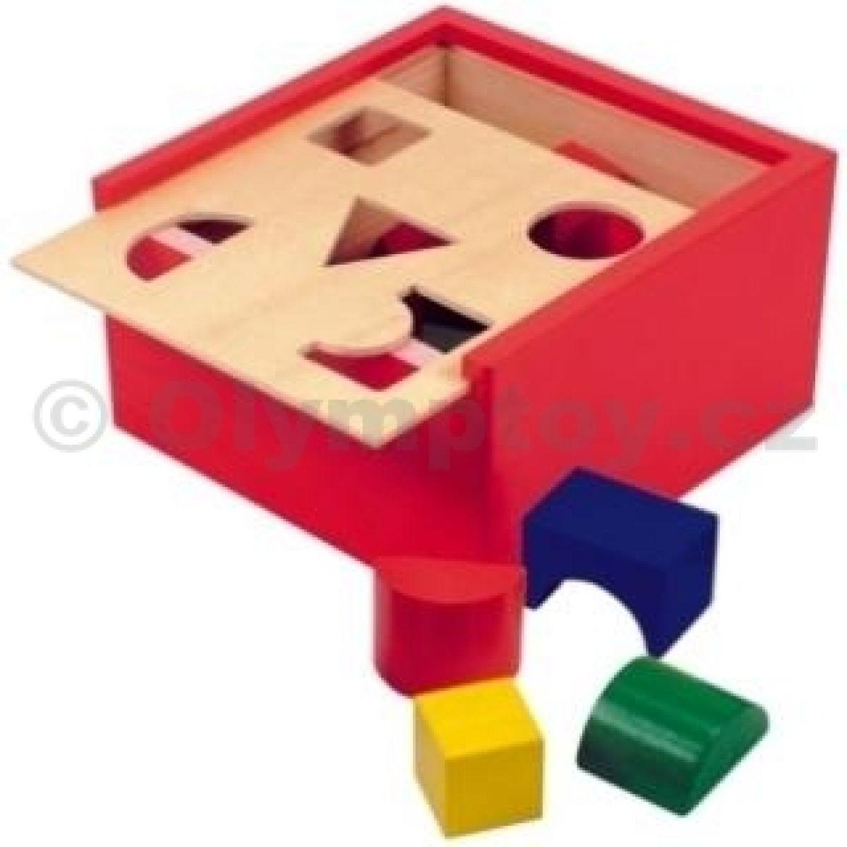 Vkládací krabička malá