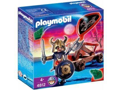 Vlčí rytíř s katapultem Playmobil 4812