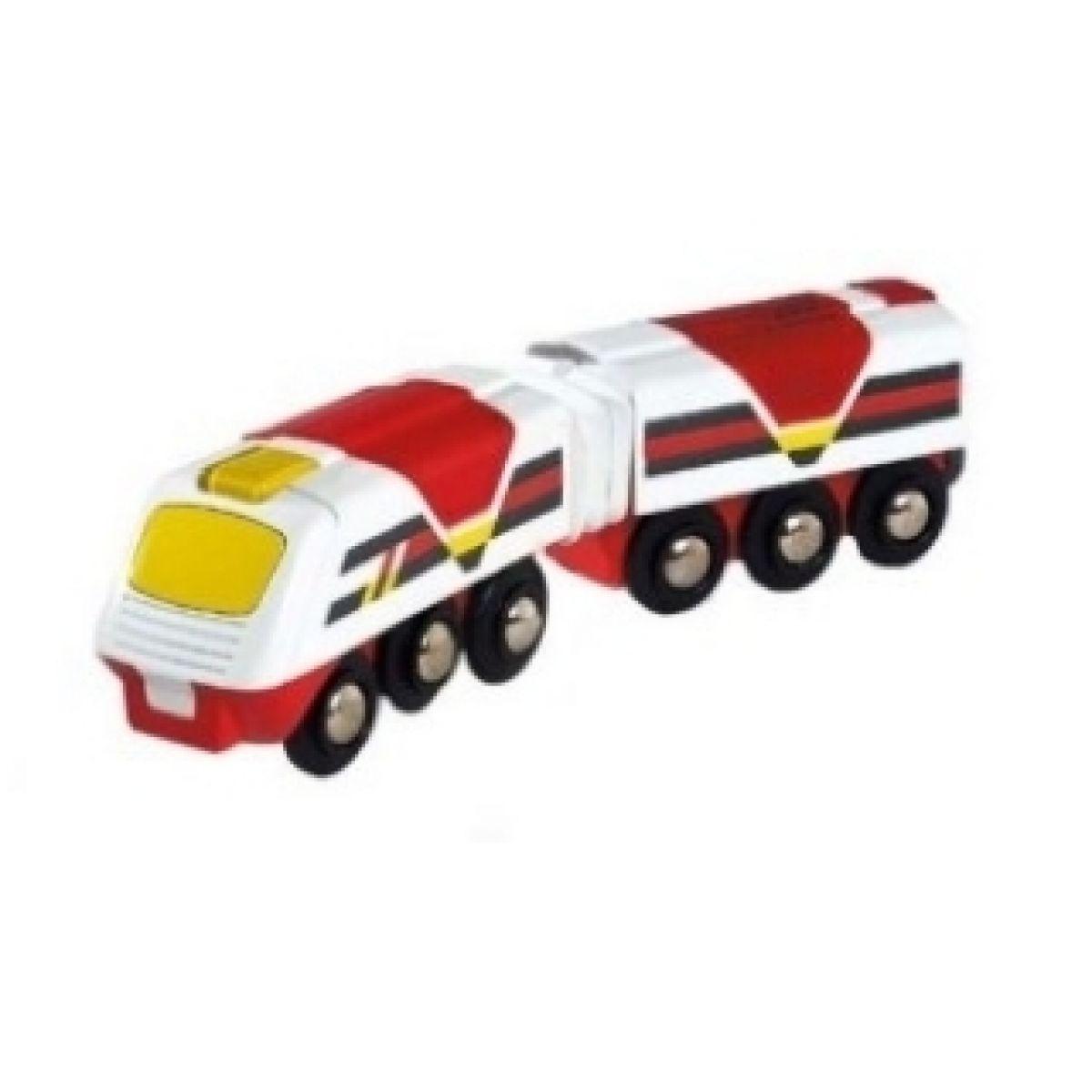 Vlak na dálkové ovládání Brio