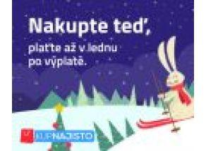 Vánoční AKCE s odloženou platbou Kup Najisto