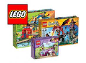 VÁNOČNÍ NOVINKY 2013 LEGO SKLADEM