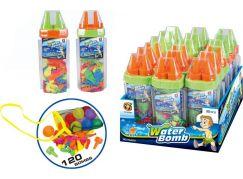 Vodní bomby 120 ks