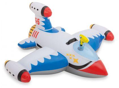 Vodní vozidlo Letadlo s pistolí Intex 57539 - Bílá