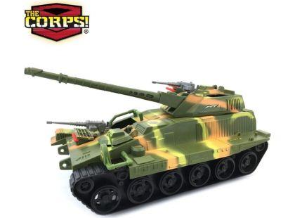Vojenský set 33 cm - Tank