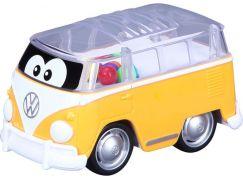 Volkswagen autobus žlutý