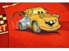 Vopi Cars Koberec červený 140x200cm 5