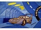 Vopi Cars Koberec modrý 140x200cm 4