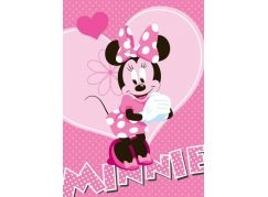 Vopi Disney Koberec Minnie Flower 95x133cm