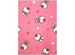 Vopi Hello Kitty Koberec růžový
