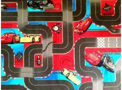 Vopi Koberec Cars III. 95 x 200 cm