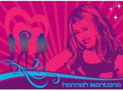 Vopi Koberec Hannah Montana Rock Sensation