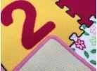 Vopi Koberec Skákací panák růžová 95x200cm 3