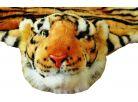Vopi Předložka Tygr 3D hnědý 50 x 85 cm 2