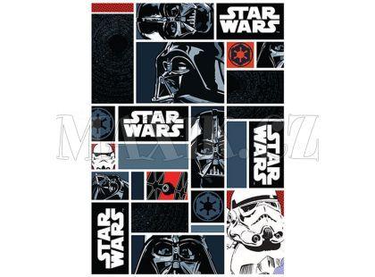 Vopi Star Wars Koberec Ikony 95x133cm