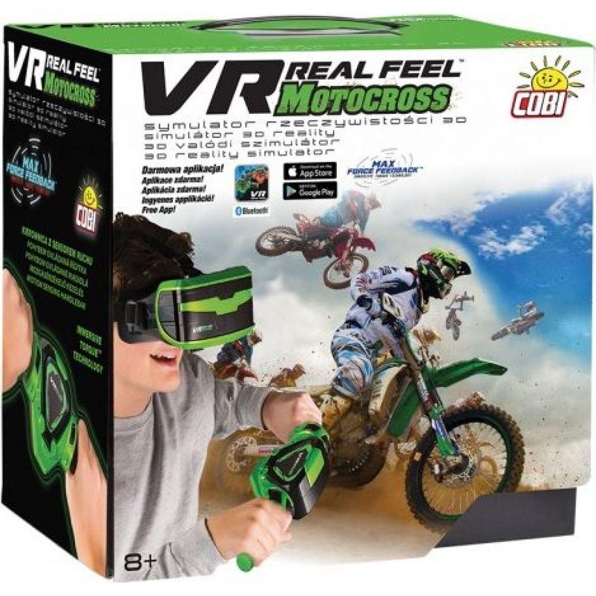 VR Real Feel Motokros