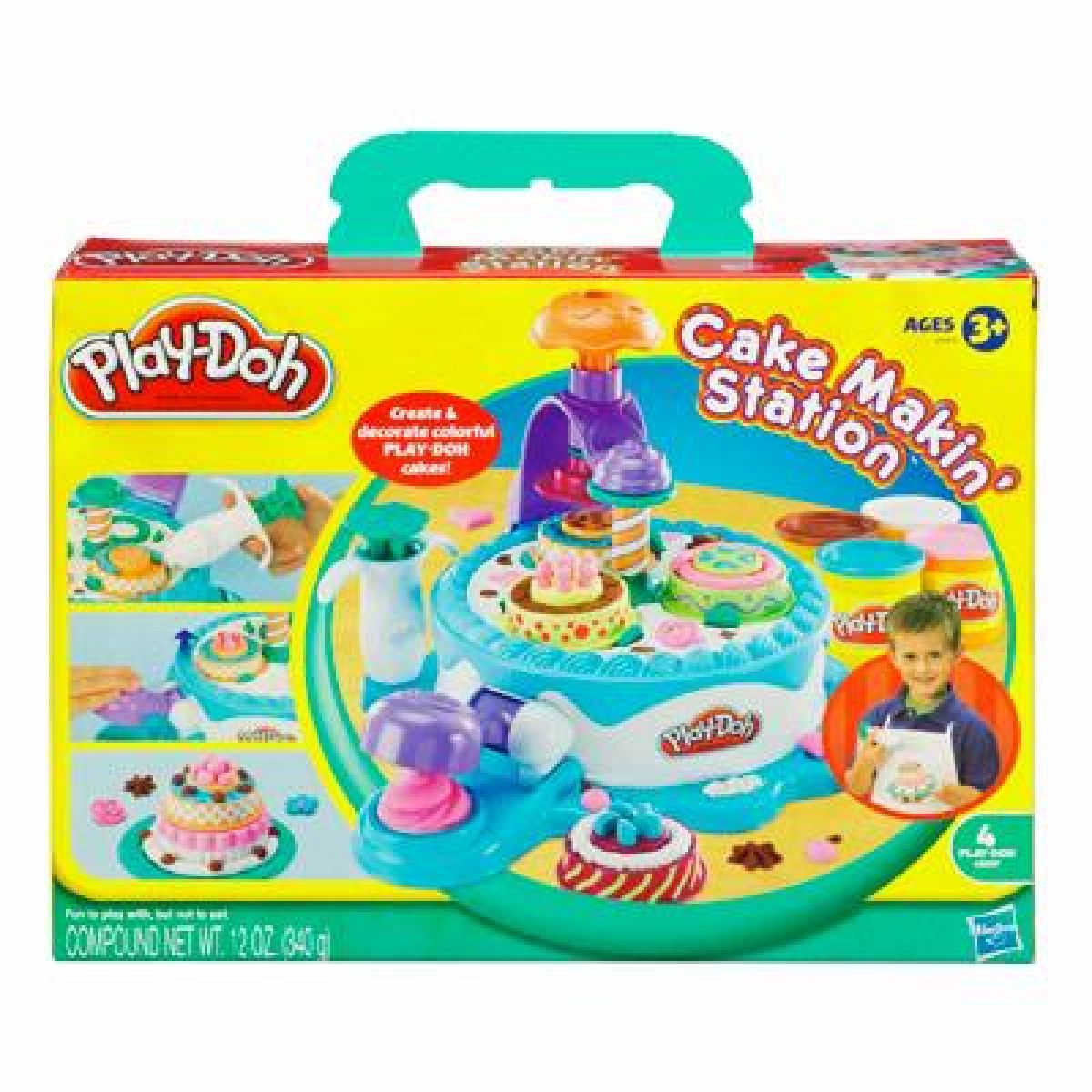Výroba dortů a cukrovinek Play Doh 24373