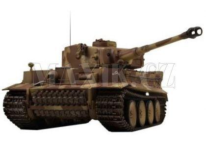 VsTank RC Tank Airsoft German Tiger I (E) Brown